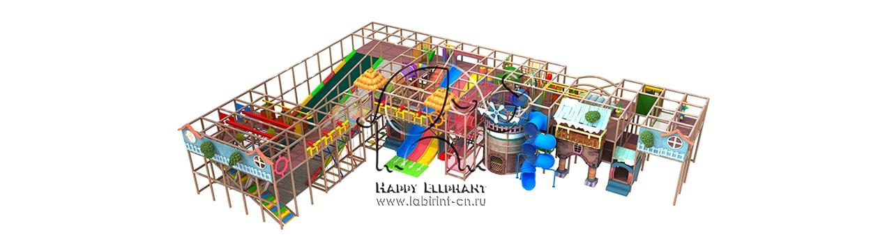 детские Лабиринты по цене завода производителя