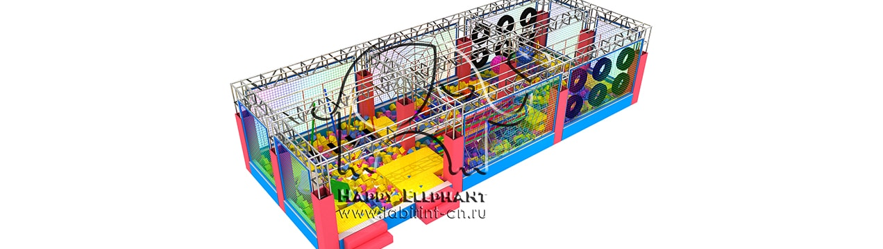Ниндзя парки по цене завода производителя