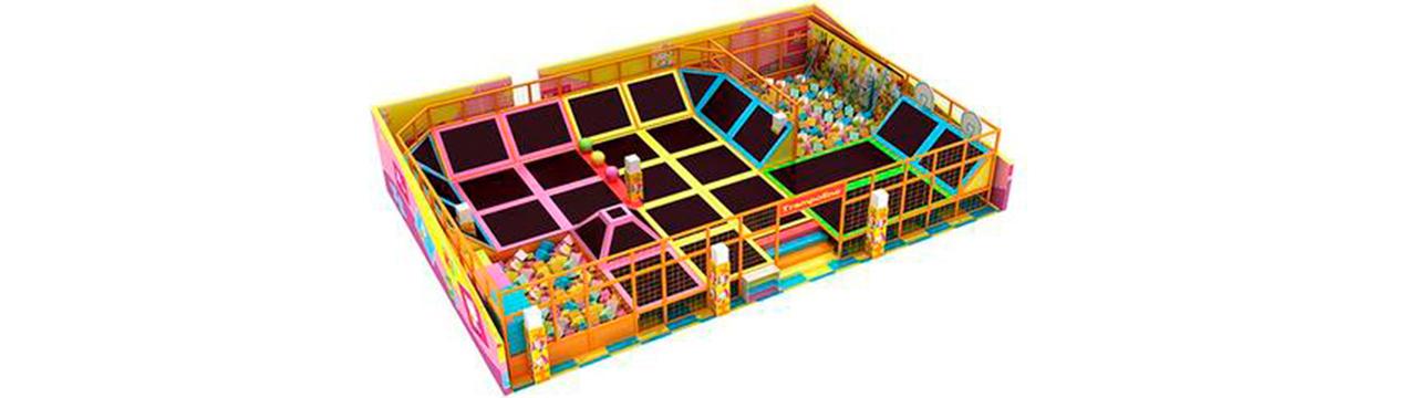 Батутные арены по цене завода производителя